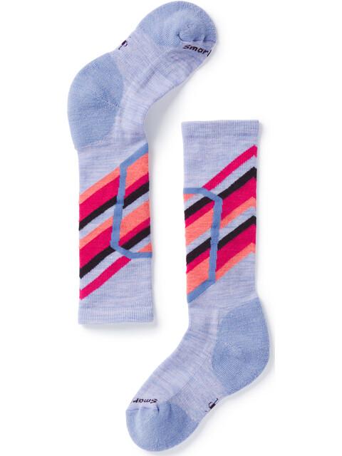 Smartwool Ski Racer Socks Kids Purple Mist
